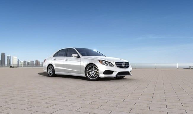 Mercedes-Benz E350 launched; price in India Rs 57.4 lakh onwards