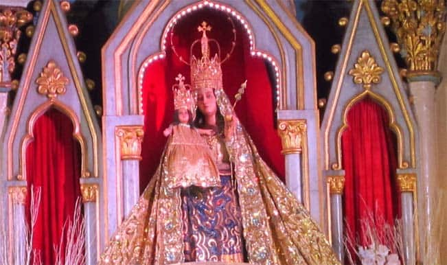 Mount Mary, Bandra: Happy Birthday to the Blessed Virgin