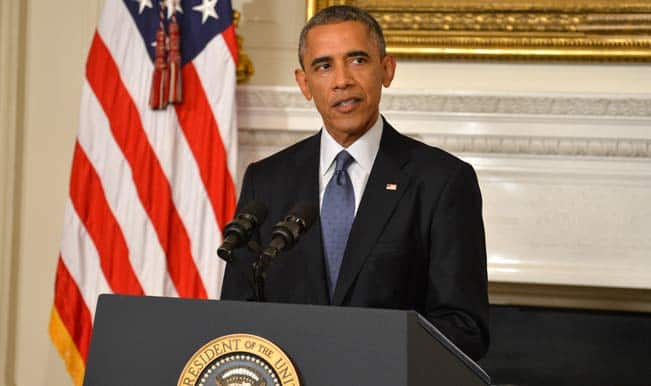 Barack Obama vows continued cooperation with Iraq