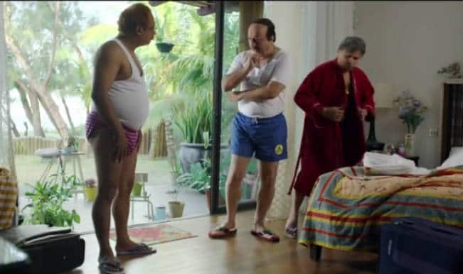 The Shaukeens trailer: Yet another desperate sex comedy, you don't want to watch