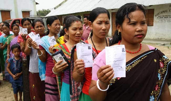 Voting starts in Tripura by-poll