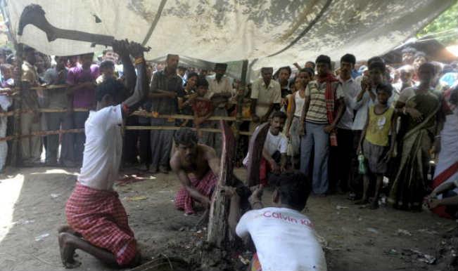 Himachal goddess 'endorses' court ban on animal sacrifice