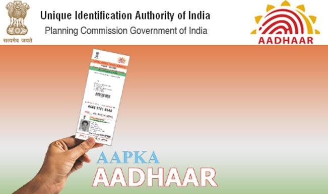 aadhaar enrolment picks up  india