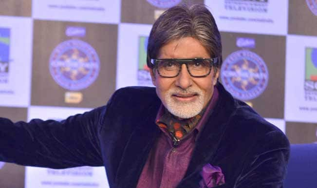 Amitabh Bachchan tweets first video response to fan