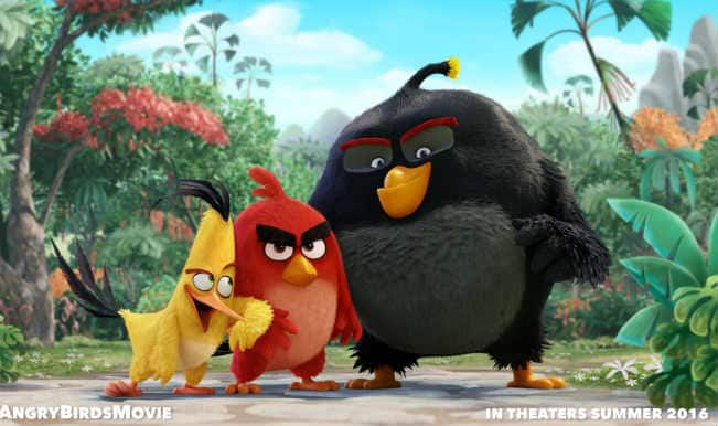 Angry Birds Feature Film Peter Dinklage And Maya Rudolph To Be