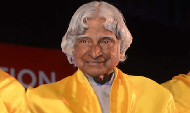 Apj Abdul Kalam Birthday Special Top 10 Inspirational Quotes By The People S President India Com