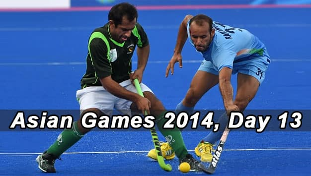 Asian Games 2014 Live Updates: Hockey Men's Team, Women's Relay Team bring golden delight on Day 13