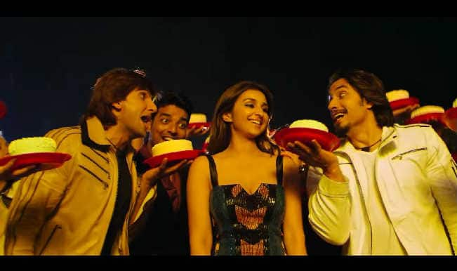 Kill Dil song Happy Budday: Ranveer Singh wishes Parineeti Chopra in a hatke way