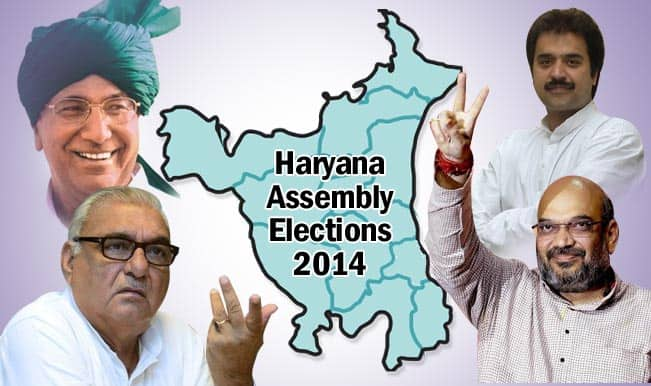 Haryana Assembly Election 2014: BJP creates history in Haryana; to form first-ever government