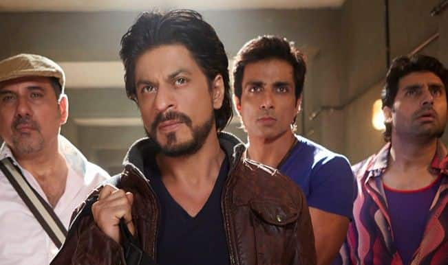 Happy New Year movie review: Superbly entertaining or a riot?