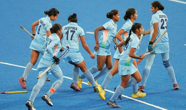 Asian Games 2014 Women's Hockey: India beat Japan to clinch bronze medal