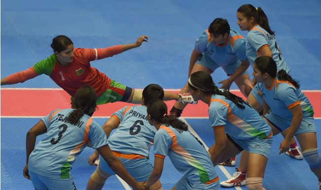 Asian Games 2014 Kabaddi Updates: India women's team beat Thailand to enter finals