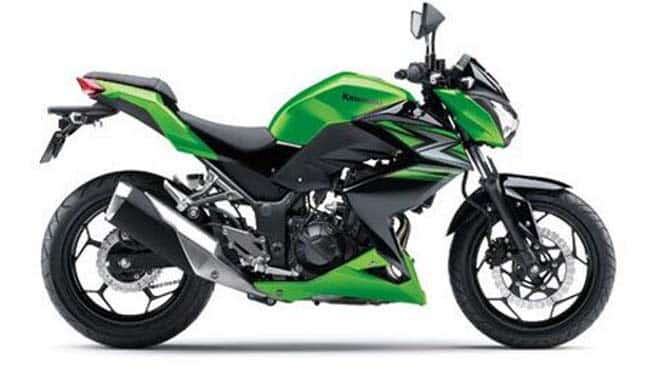 Kawasaki ER-6N / Z250 launched at a price of 4.78 / 2.99 lakh