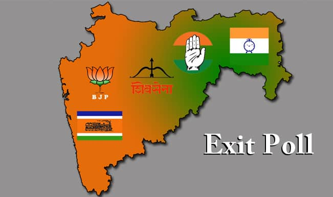 Maharashtra Exit Poll results Assembly Elections 2014: BJP to win 117-131 seats, Sena second with 66-77