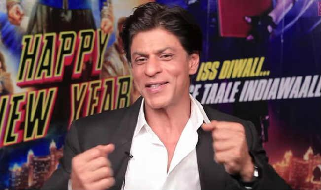 Exclusive interview: Shah Rukh Khan talks about Happy New Year