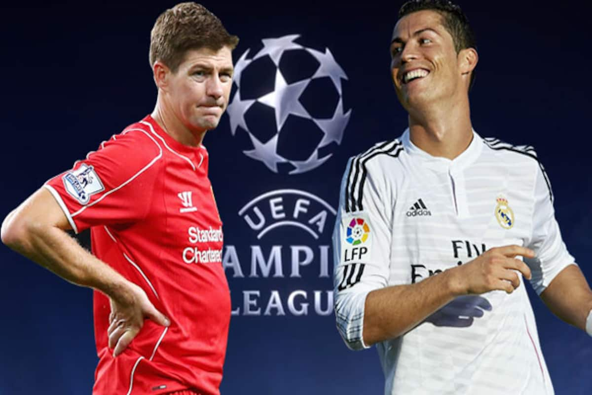 Liverpool vs Real Madrid Live Score Updates, UEFA Champions League 2014-15  Group B match: FULL-TIME LIV 0-3 RMA | India.com