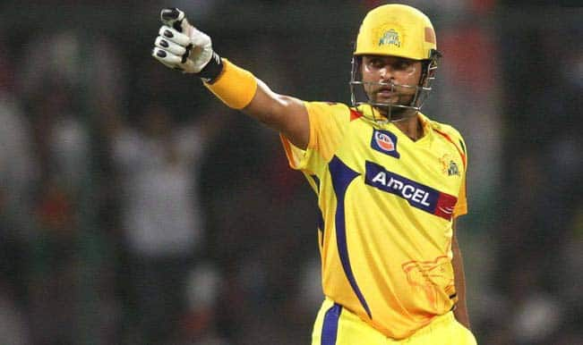 Suresh Raina's ton guides Chennai Super Kings (CSK) to 8-wicket win over Kolkata Knight Riders (KKR) in Champions League T20 (CLT20) 2014 final