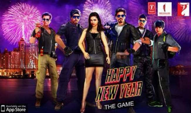 Happy New Year Film India 30