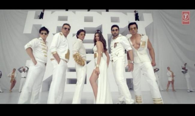 Happy New Year song Sharabi: Deepika Padukone rocks in this thanda number