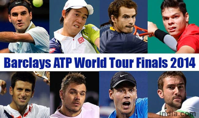 Barclays ATP World Tour Finals 2014 Preview: Can Roger Federer topple Novak Djokovic to take year-ending No. 1 ranking?