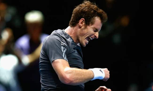 ATP World Tour Finals 2014: Andy Murray beats Milos Raonic, keeps semifinals chances alive