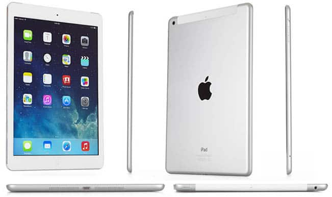 Apple iPad Air 2, mini 3 to be available in India from