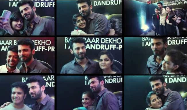Fawad Khan's shockingly pleasant surprise for his adorable fans! Watch video