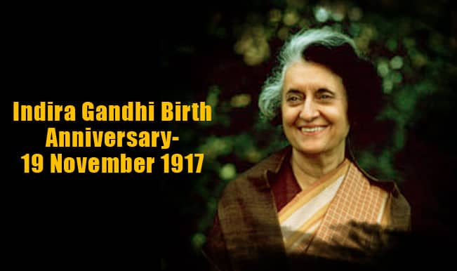 Indira Gandhi's 97th Birth Anniversary: Top 20 quotes of India's only woman prime minister