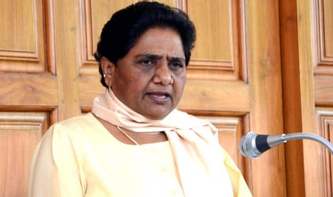 BSP won't oppose Insurance Bill if select committee meets its demands: Mayawati