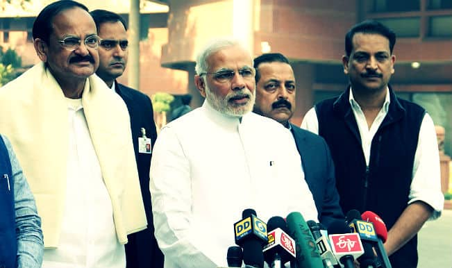 Winter session of Parliament: Narendra Modi hopes winter session will be fruitful