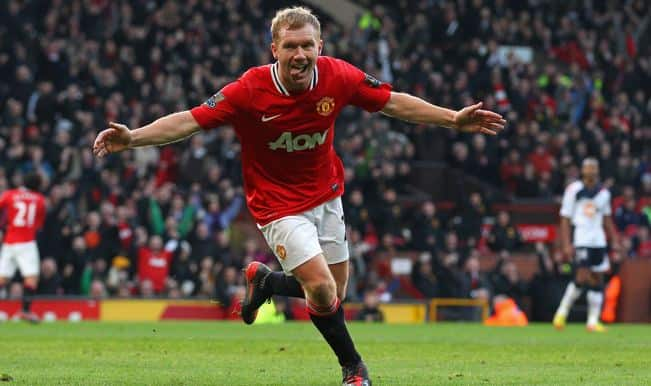 paul scholes man who could do every thing