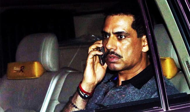 Robert Vadra attacks reporter when questioned about land deals: Watch full video