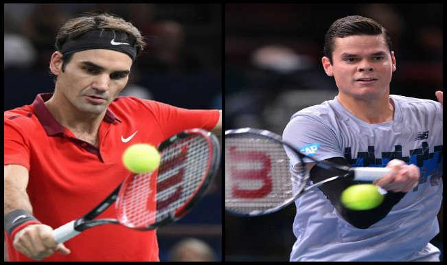 Roger Federer vs Milos Raonic Live Streaming: Get Live Telecast of ATP World Tour Finals 2014 on Day 2