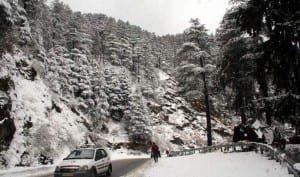 Shimla, Manali get season's first snow, more in store