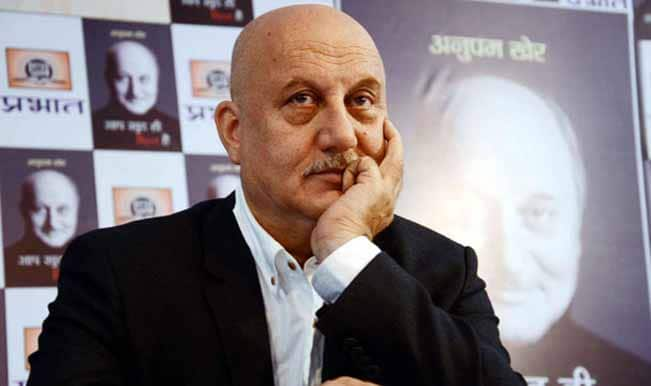 Anupam Kher: Would like to play iconic role of Mogambo