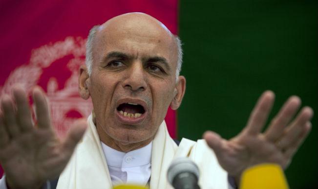 Kabul airport blast: Afghanistan President Ashraf Ghani slams Pakistan for promoting terror attacks