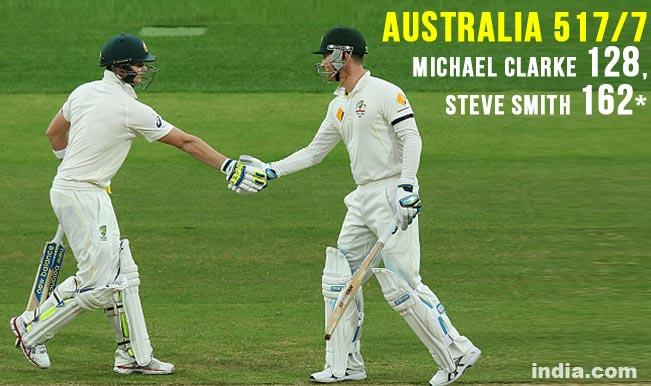Cricket Highlights Watch India Vs Australia 1st Test Day 2