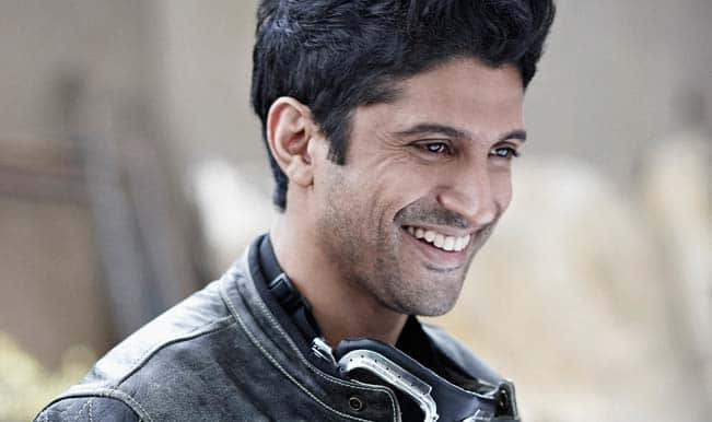 Farhan Akhtar is passionate about his live tours!