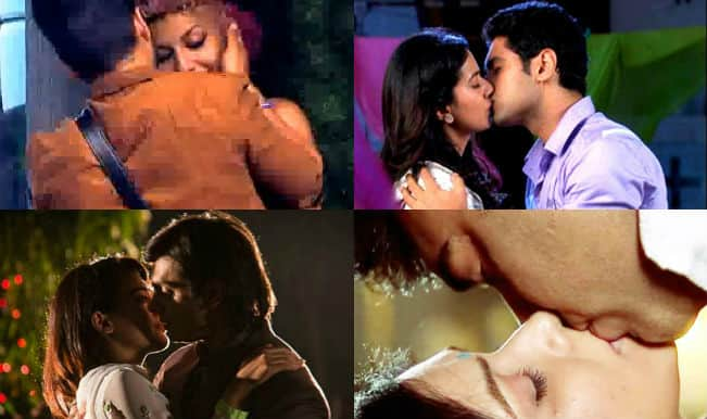 Diandra Soares kisses Gautam Gulati: Top 6 onscreen kisses on TV