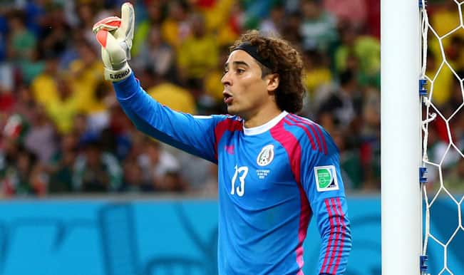 3fd014c3c Liverpool eyeing Guillermo Ochoa to become first choice goalkeeper, claims  Bruce Grobbelaar