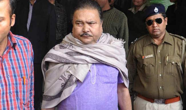 Madan Mitra remanded to CBI custody till December 16; TMC workers protest outside court