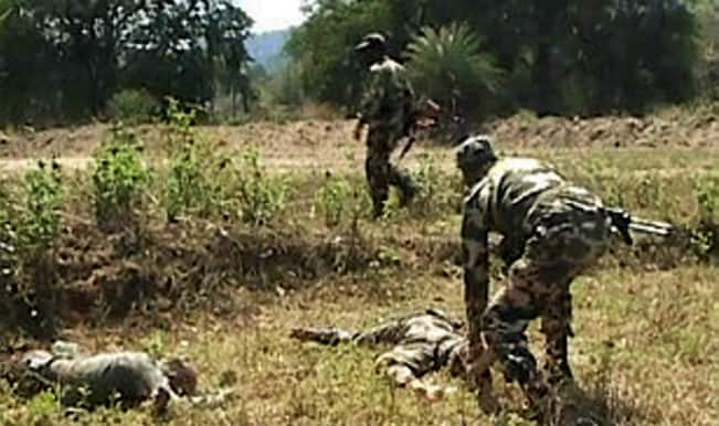 Maoists gun down 13 CRPF troopers in Chhattisgarh