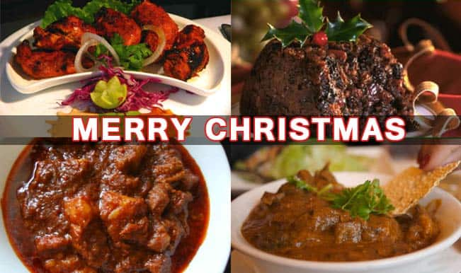 Christmas In India Food.Christmas 2014 Special Top 7 Traditional Dishes To Enhance