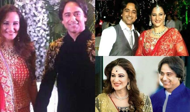 Rakshanda Khan and Sachin Tyagi collage