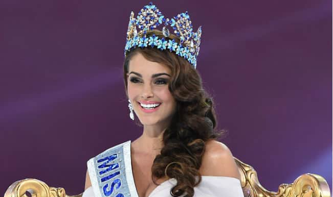 Rolene Strauss of South Africa crowned Miss World 2014, India's Koyal Rana finishes in top 10