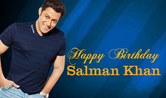 Image result for salman khan birthday pic
