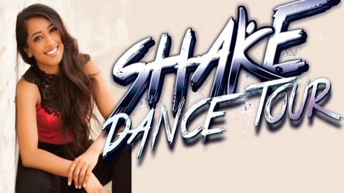 shake dance tour