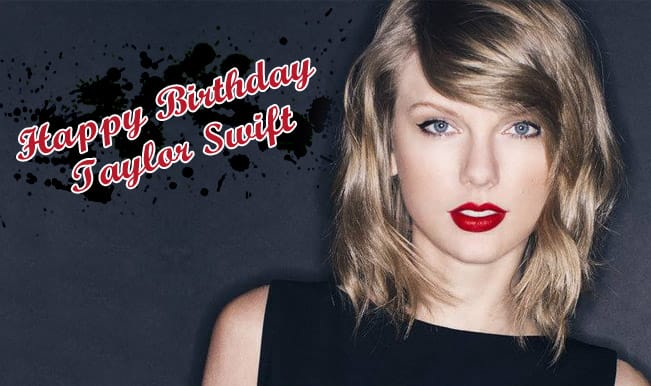 Taylor Swift Birthday Special: Best Songs Jukebox of the most loved pop singer!