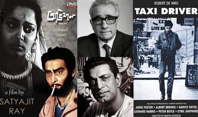 Was Martin Scorsese's Taxi Driver inspired by Satyajit Ray's Abhijan?