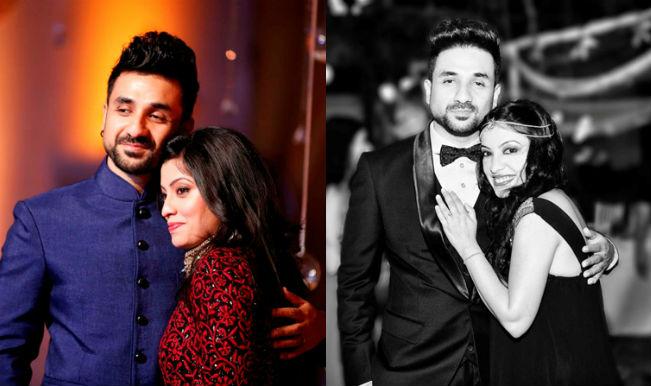 Vir Das and Shivani Mathur collage